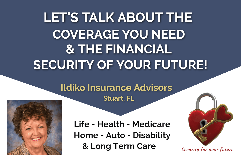 Ildiko Insurance Advisors, LLC
